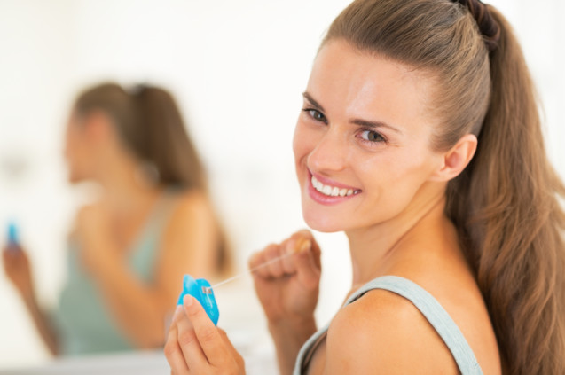 Nighttime Tips for Improving Your Oral Health